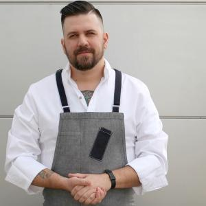Sterling Ridings Head Chef and Partner at Guild restaurant in Austin Texas