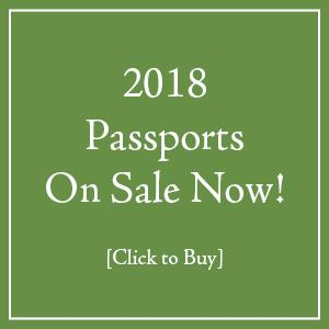 2018 Passports On Sale Now Banner