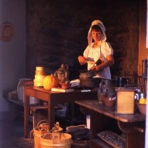 Constitution Village Kitchen
