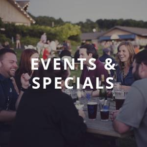 TBEX Events & Specials