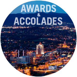 Roanoke Awards & Accolades