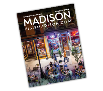 An image depicting the cover of the 2018 Spring Digital Visitor Guide