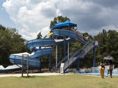 Sandy Beach Water Park