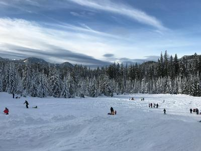 Salt Creek Sno-Park