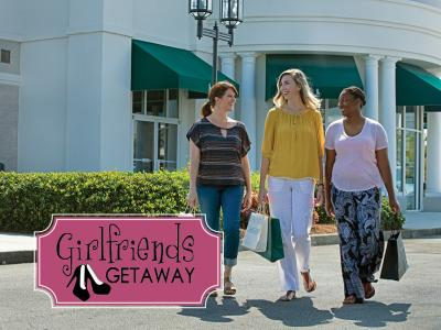 Girlfriend Getaway Logo