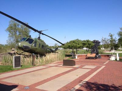 Community-Veterans-Memorial--helicopter