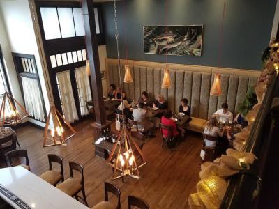 The Villa_Interior Dining Room