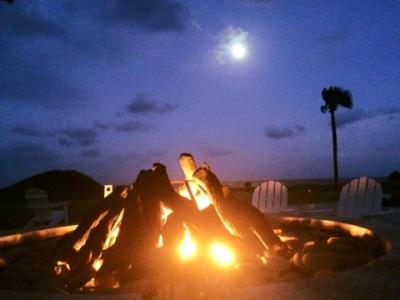 Holiday Inn Resort Firepit