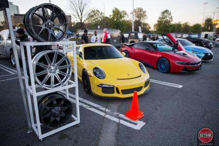 Caffeine and Octane Car Show