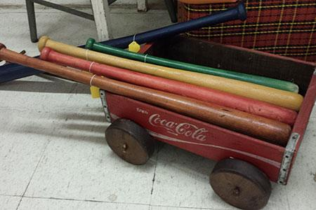Coke Wagon