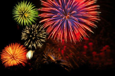 Weekend Date Ideas July 14-16: Fireworks