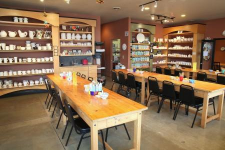 Java and Clay in Gig Harbor, Washington