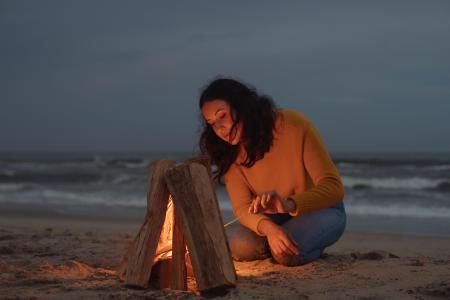 Influencer Beach Fire Night 2