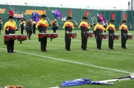 DCA drums