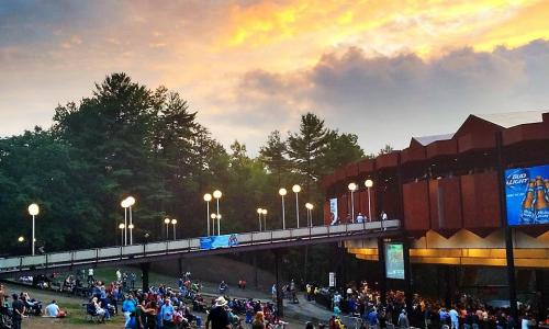 Live Nation SPAC Sunset