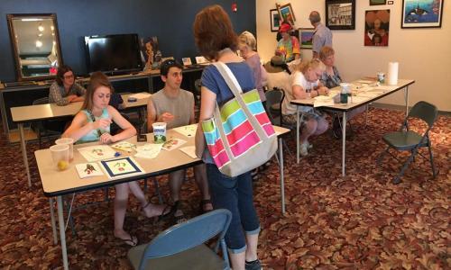 Living Resources Arts Classroom
