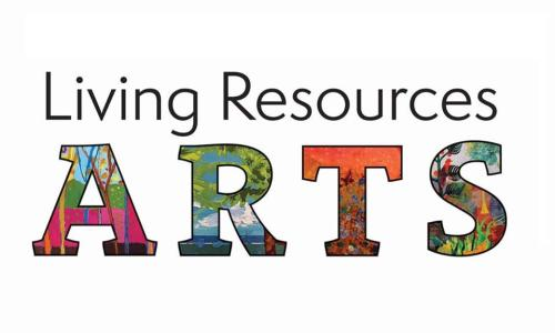 Living Resources Arts Logo