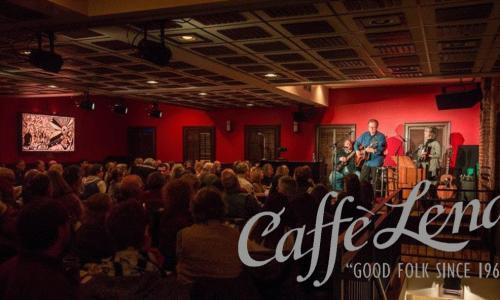 Caffe Lena logo photo