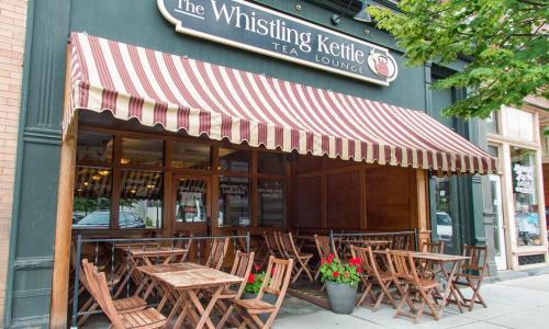 Whistling Kettle exterior