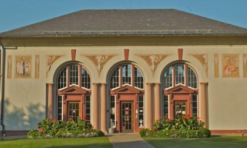 Saratoga Springs Heritage Area Visitors Center