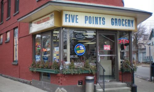 5 points deli