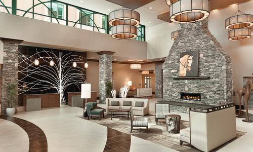 Embassy Suites Saratoga Springs - Lobby - 1014512