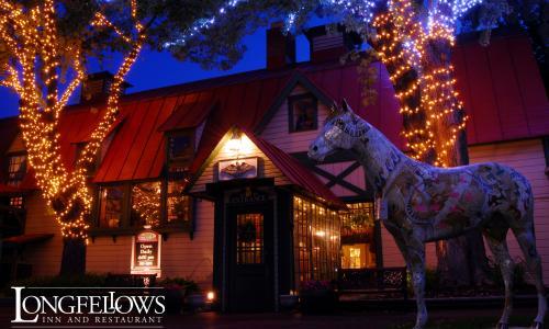 Longfellows Night Shot