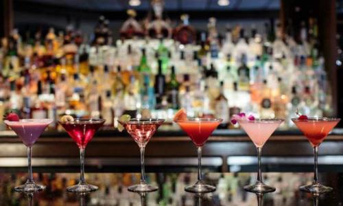 Prime at Saratoga National Cocktails