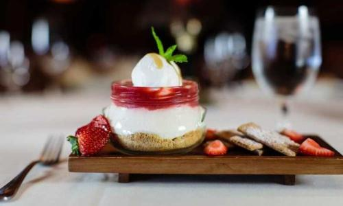 Prime at Saratoga National Desserts