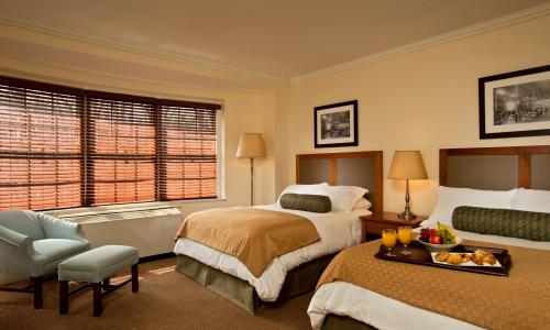 The Gideon Putnam Deluxe Room Accommodations