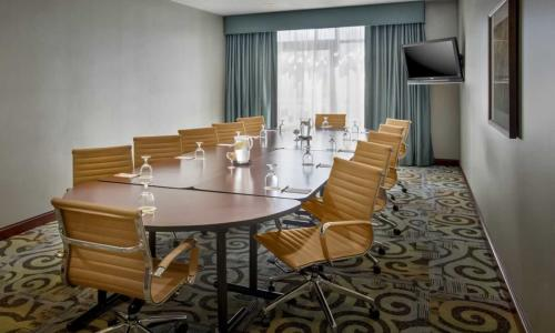 Saratoga Courtyard Marriott
