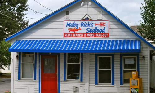 moby rick's seafood
