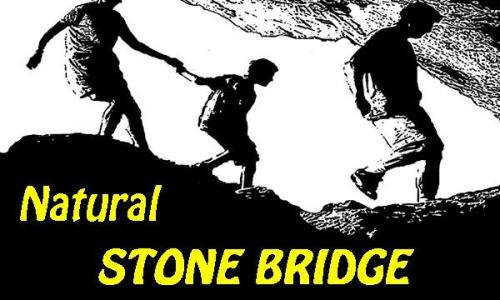 Natural Stone Bridge & Caves