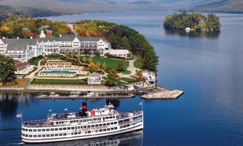 Lake George Steamboats