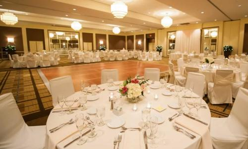Saratoga Wedding Reception Hall