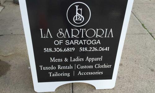 La Sartorial of Saratoga