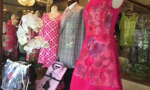 La Sartorial of Saratoga Storefront