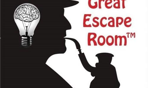 The Great Escape Room Albany Logo
