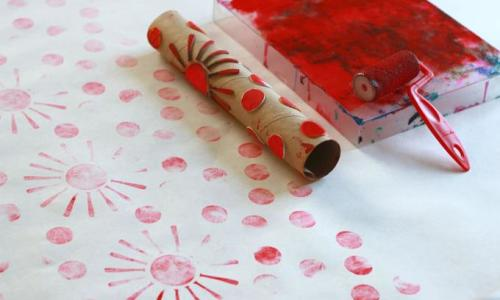 Living Resources Arts Stencil Roller