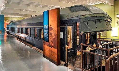 ADK Experience Rail Car
