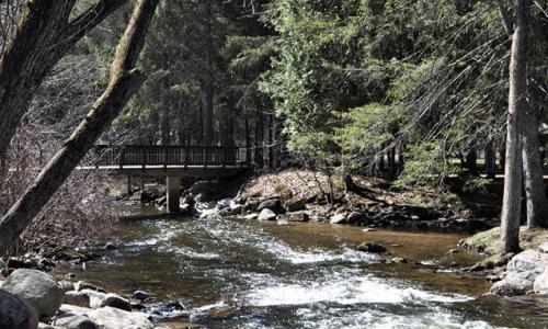 Saratoga Spa State Park Geyser Creek