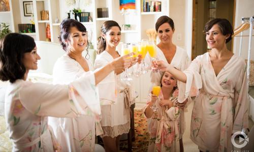 Complete Weddings Albany Bridesmaids