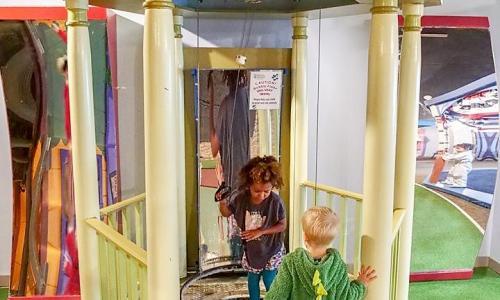 Children's Museum Bubble Spring