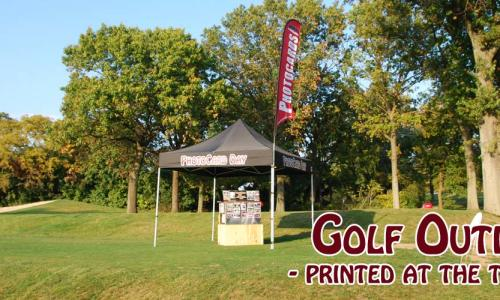 OTS Photos Golf Outings logo