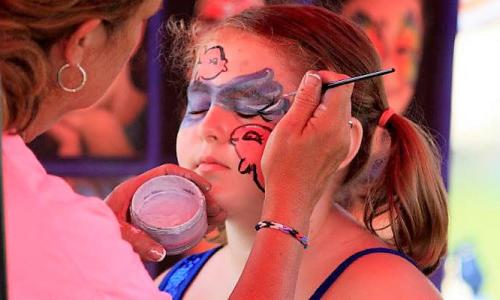 Gavin Park Face Painting