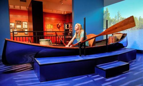ADK Experience Canoe