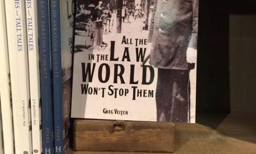 All the law in the world book