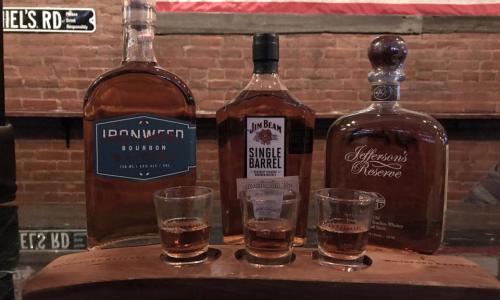 Bourbon Room 6