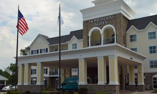 Homewood Suites Flag