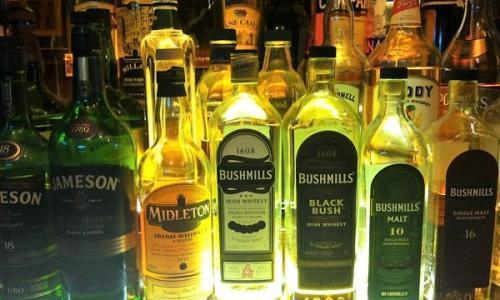 9 Maple Ave Bottles